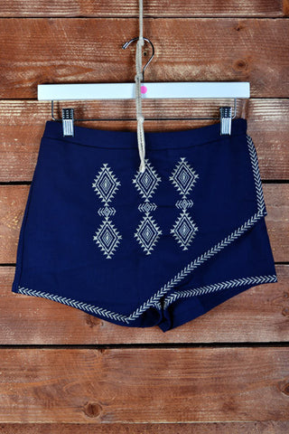 Greek Island Shorts