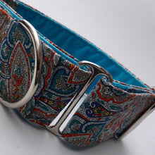 Load image into Gallery viewer, Liberty Print Kashmiri Martingale, handmade by Doggyboho