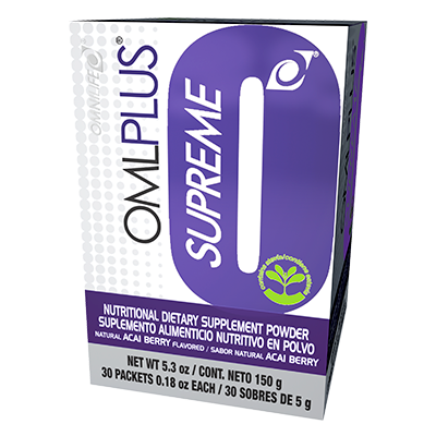 OML Plus Supreme Acai- Improve Your Health by Strengthen Your Immune System