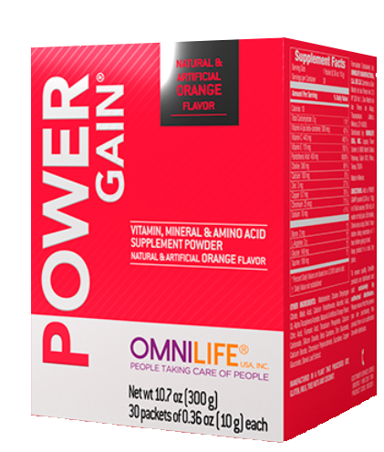 Power Gain with L-Arginine