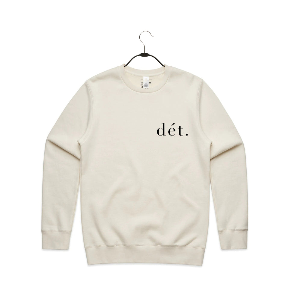 Little Det Sweatshirt - Ecru