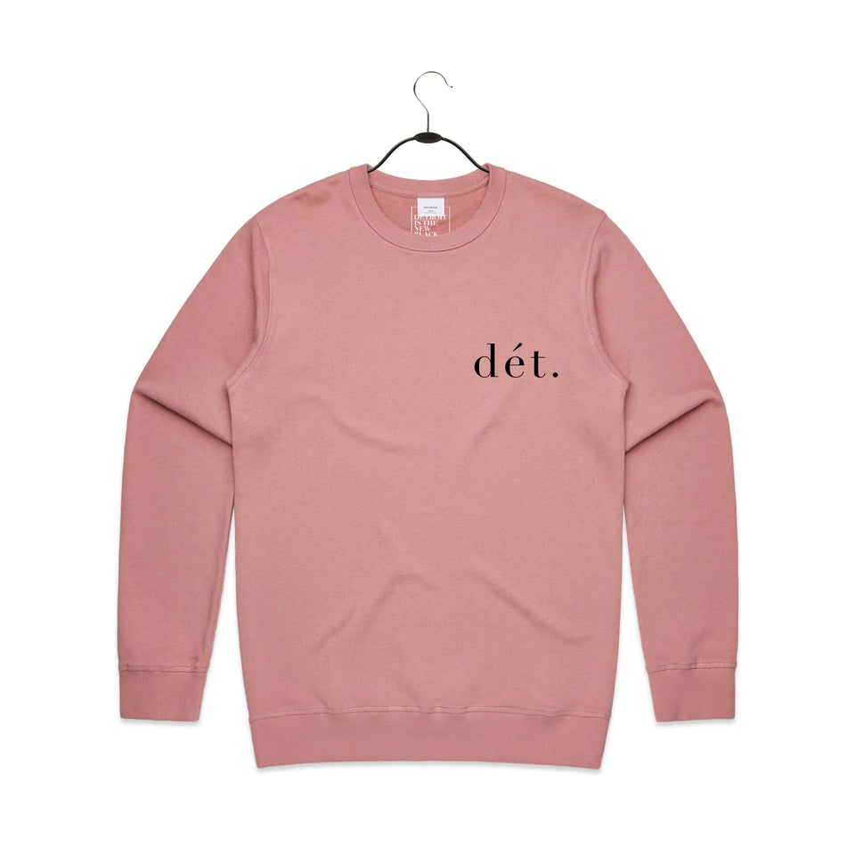 Little Det Sweatshirt - Rose