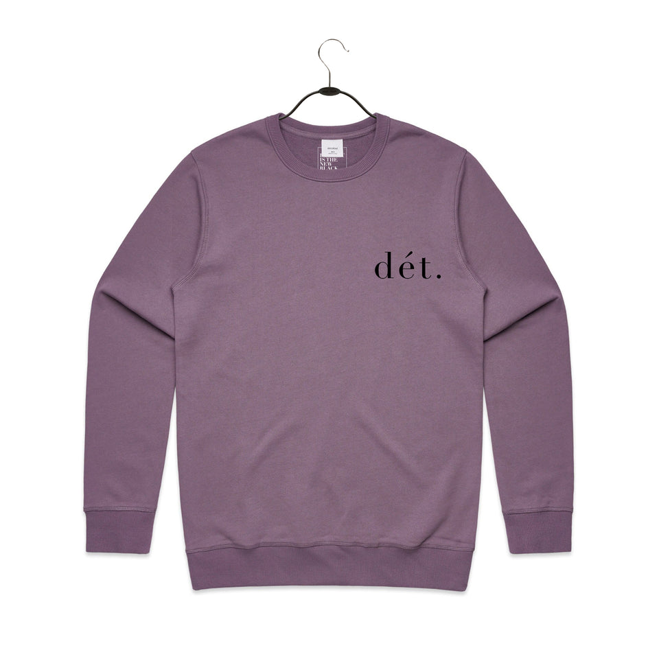 Little Det Sweatshirt - Mauve