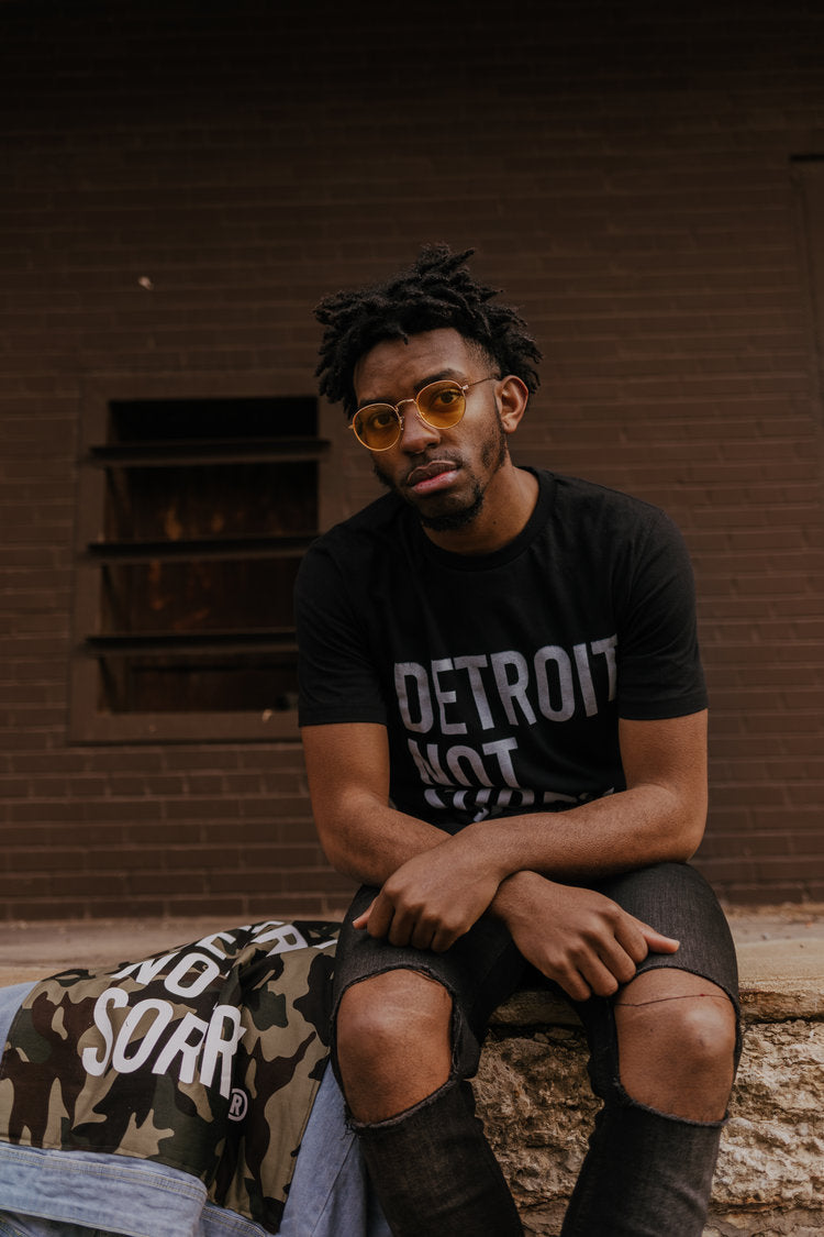 Detroit Not Sorry®Tee