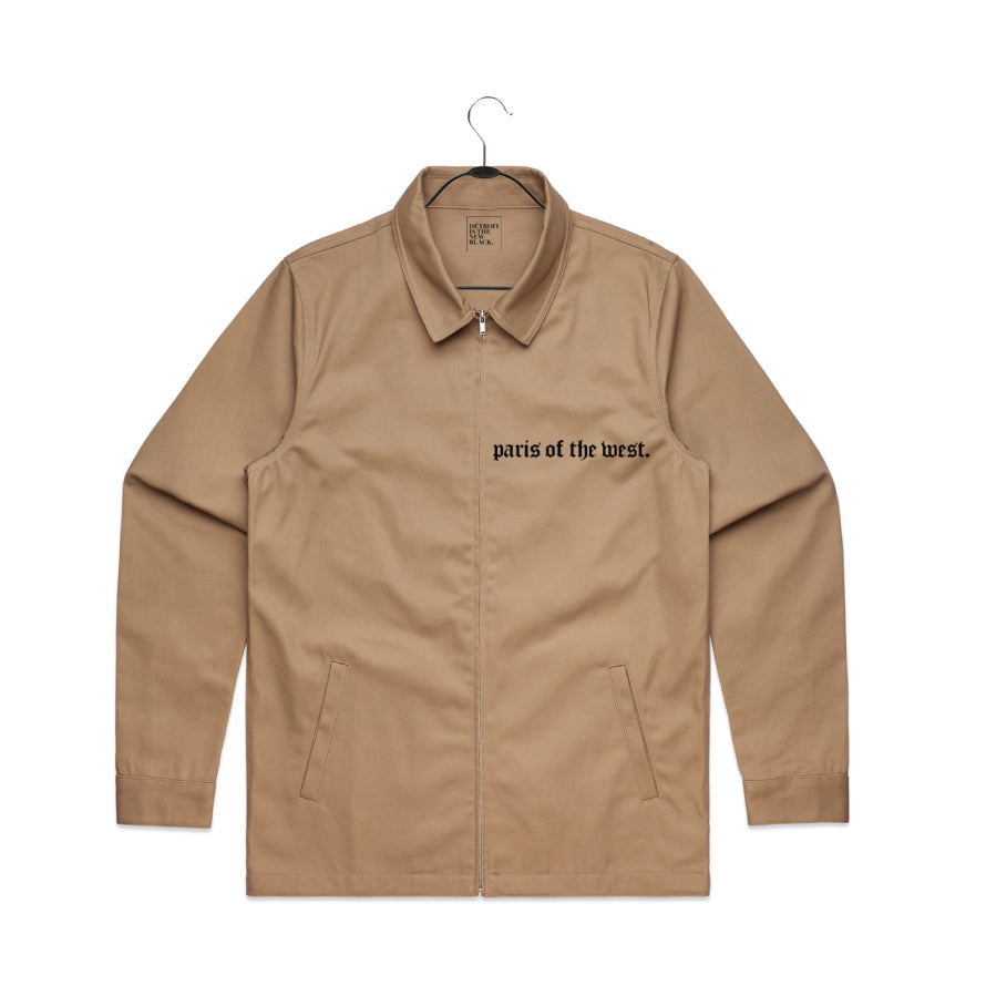 Paris Of The West Union Jacket