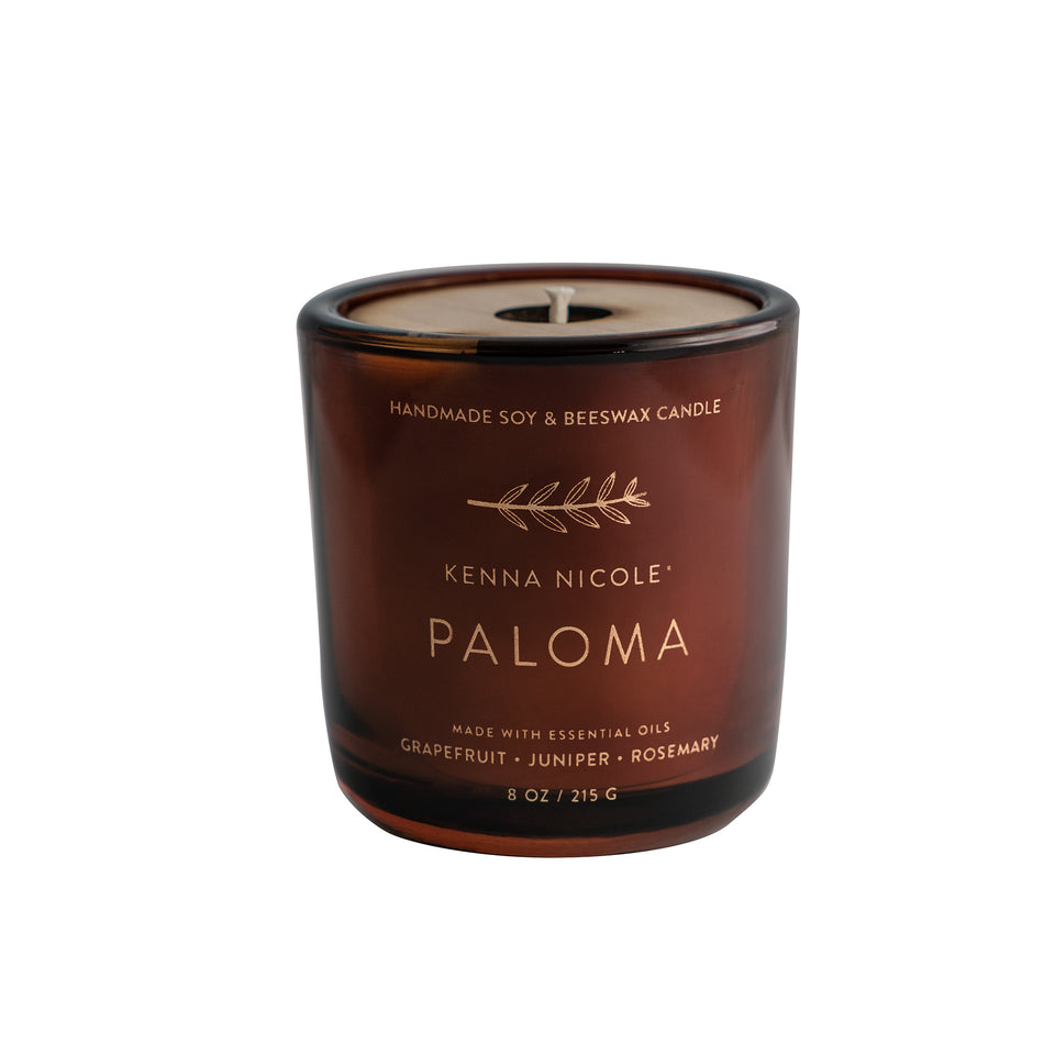 PATCHWOOD Candle