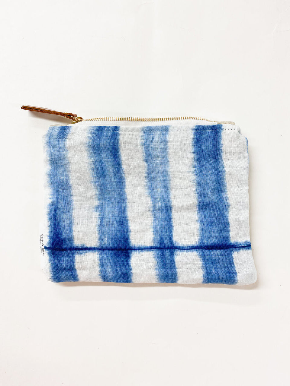 Mini Makeup Bag - Stripe