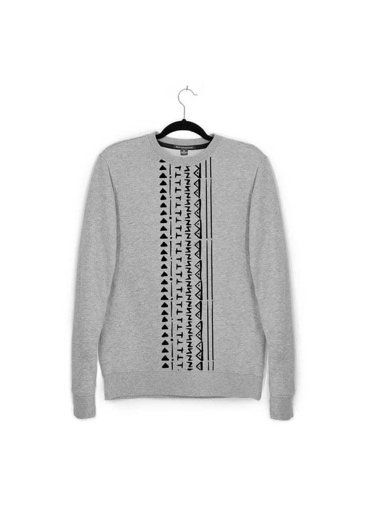 Mud Cloth Sweatshirt