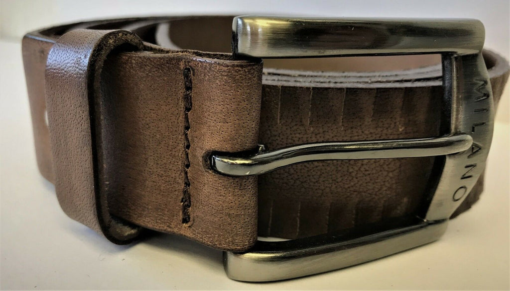 MEN'S LADIES REAL HIGH QUALITY LEATHER  STYLISH JEANS TROUSER FORMAL WAIST BELT