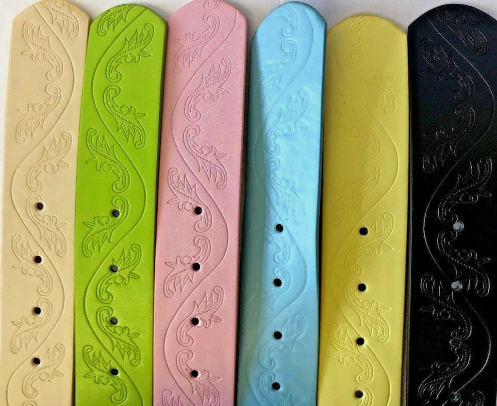 "LADIES OVAL BUCKLE  1.5"" WIDE BELTS WOMEN'S LEATHER BELTS IN 6 COLOURS 2867"
