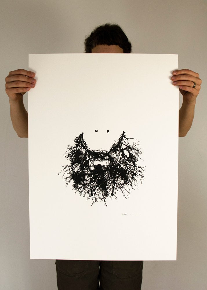 Arvo – screen print