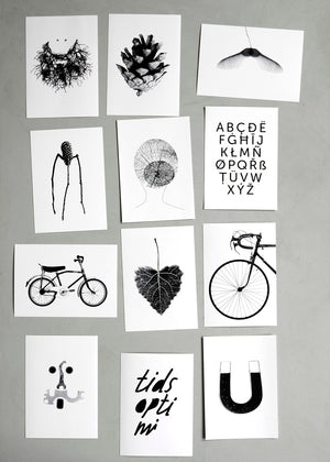Mini prints pack of 12