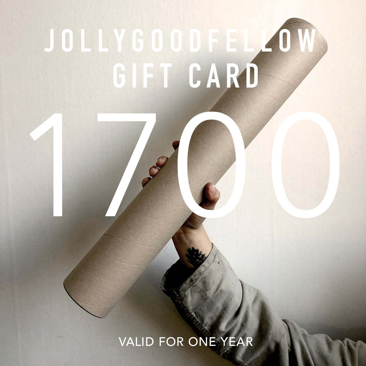 Jollygoodfellow Gift Card