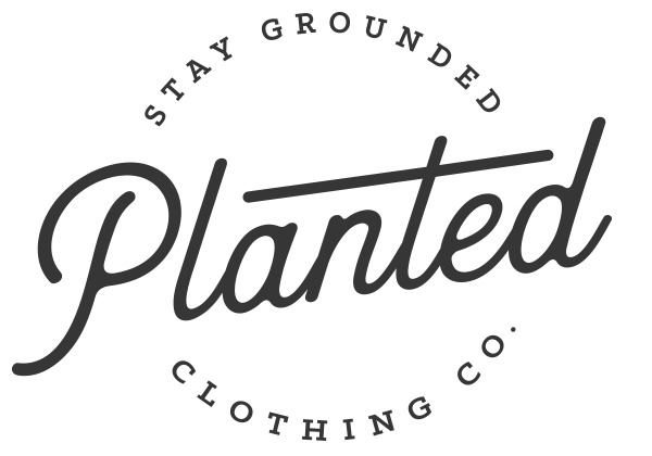 Planted Clothing Co Logo
