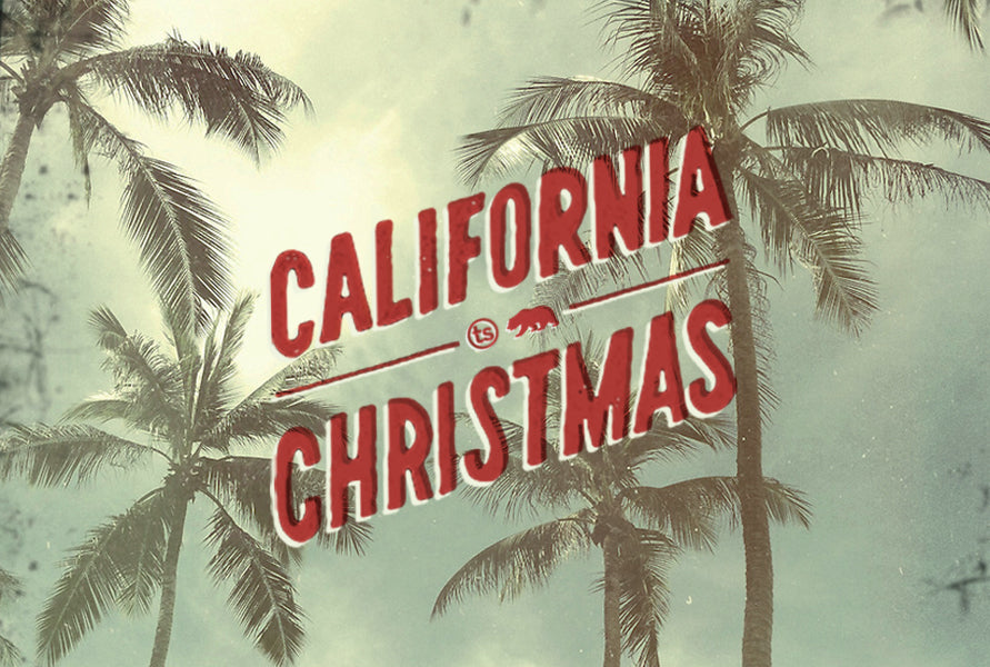 California Christmas.Weekly Playlist California Christmas Journal Taylor Stitch