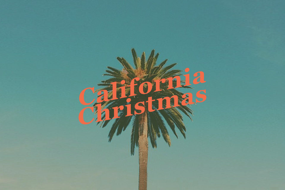 California Christmas.Happy California Christmas Journal Taylor Stitch