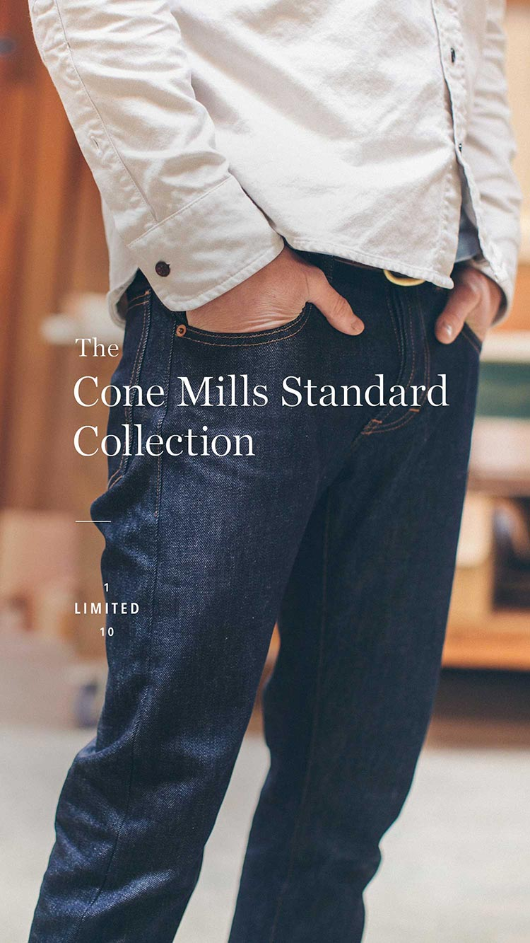 Cone Mills Standard Collection