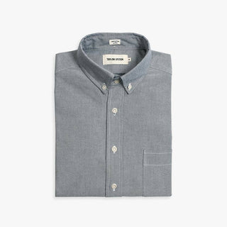The Jack in Charcoal Everyday Oxford