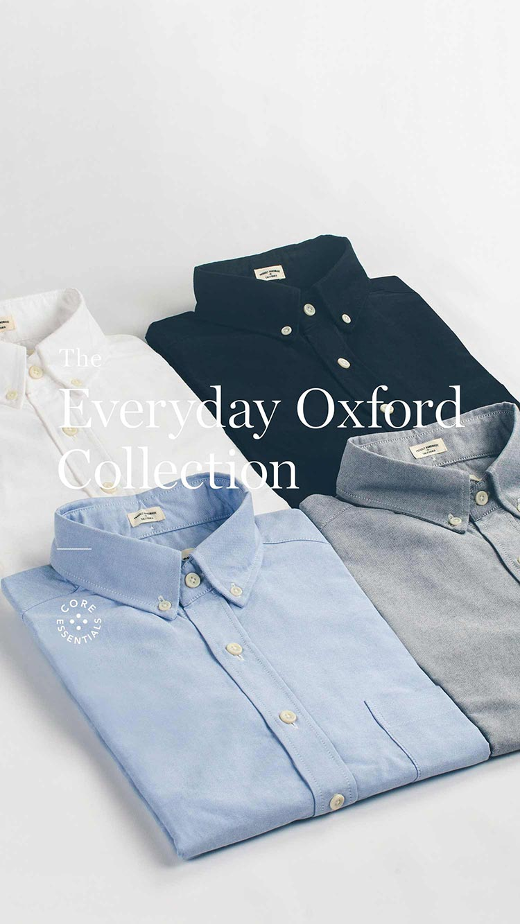 The Everyday Oxford Collection