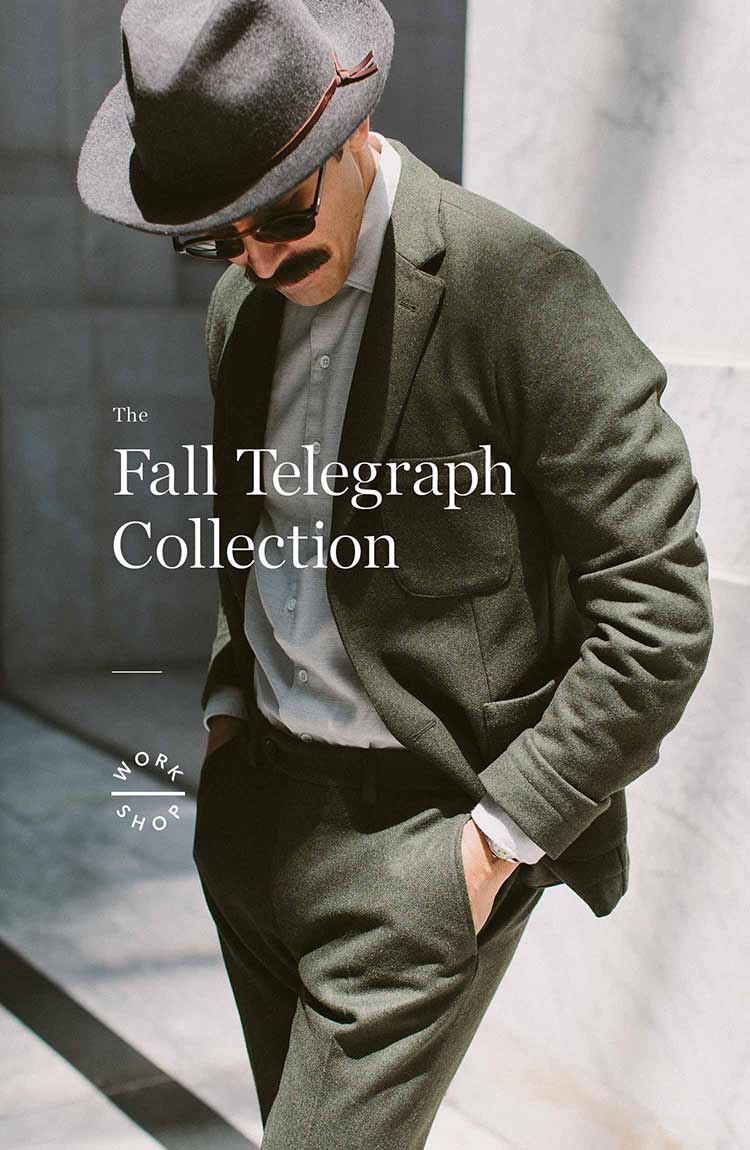 The Fall Telegraph Collection - For Him
