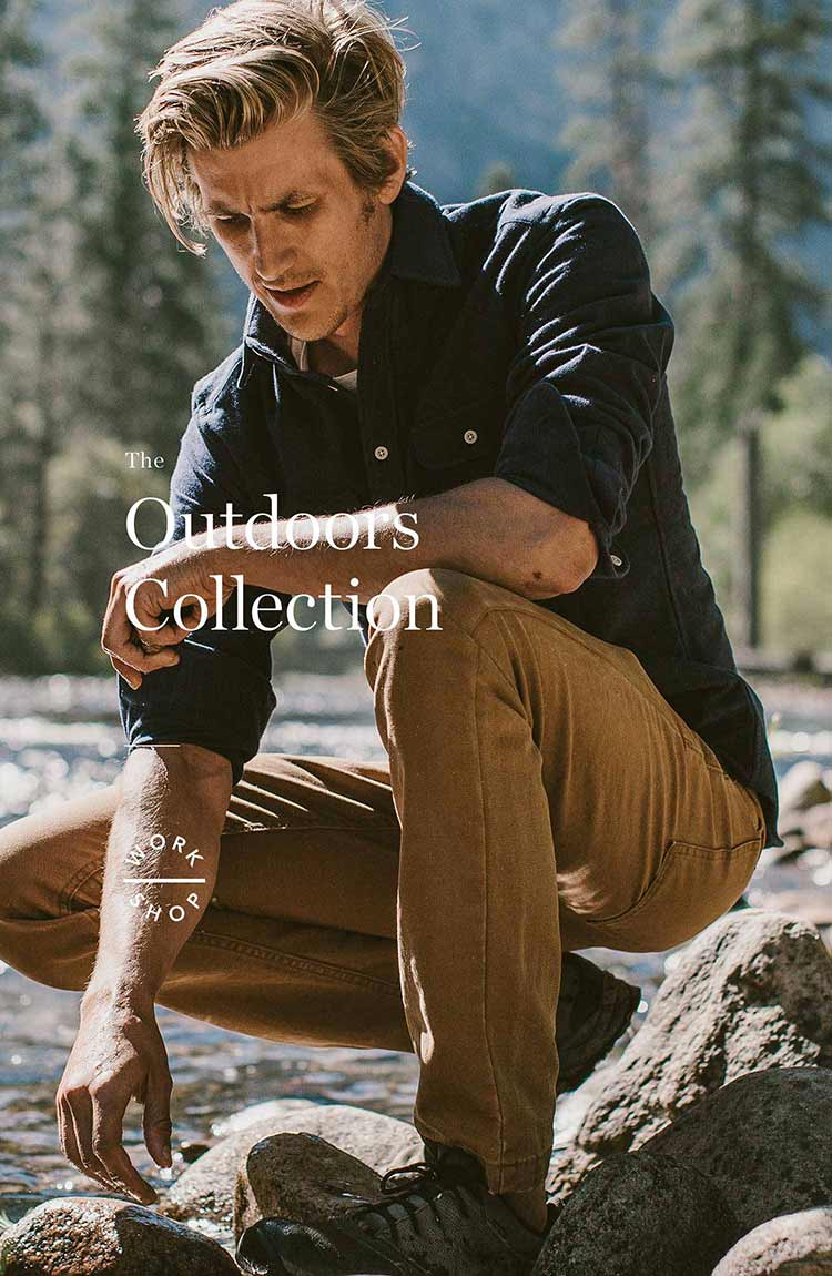 Mens - The Outdoors Collection