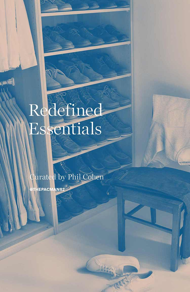 Redefined Essentials by Phil Cohen