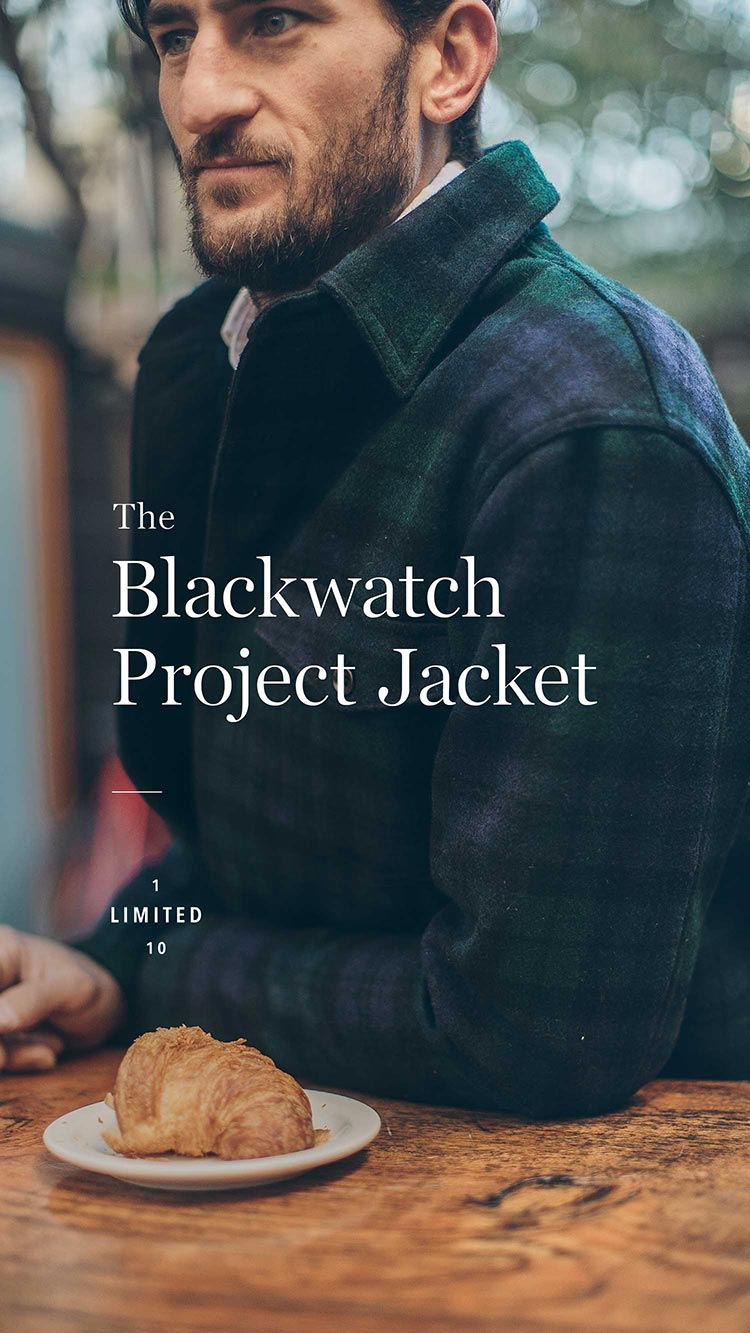 The Blackwatch Collection — As Featured on Uncrate