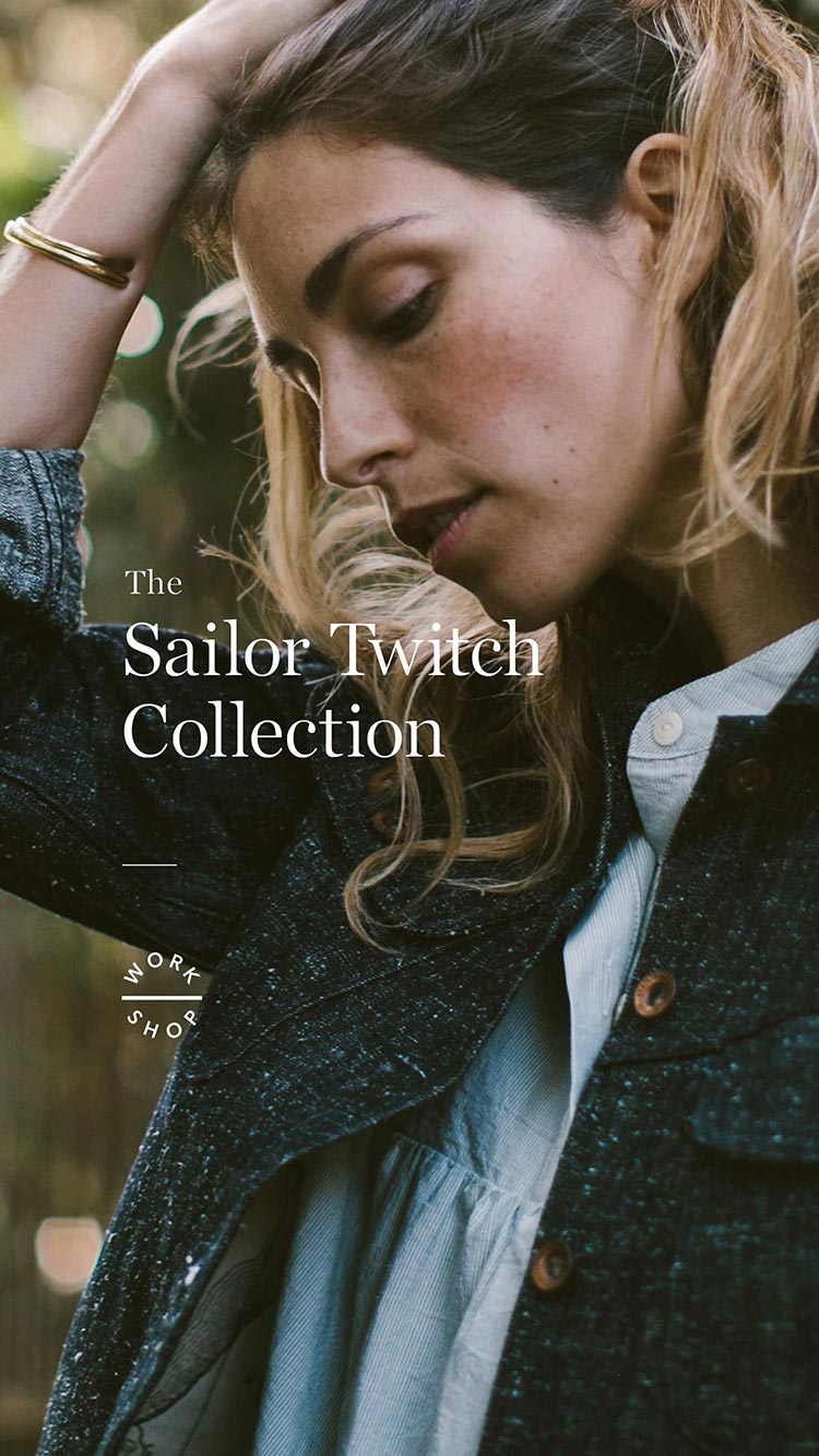 The Sailor Twitch Collection - For Her