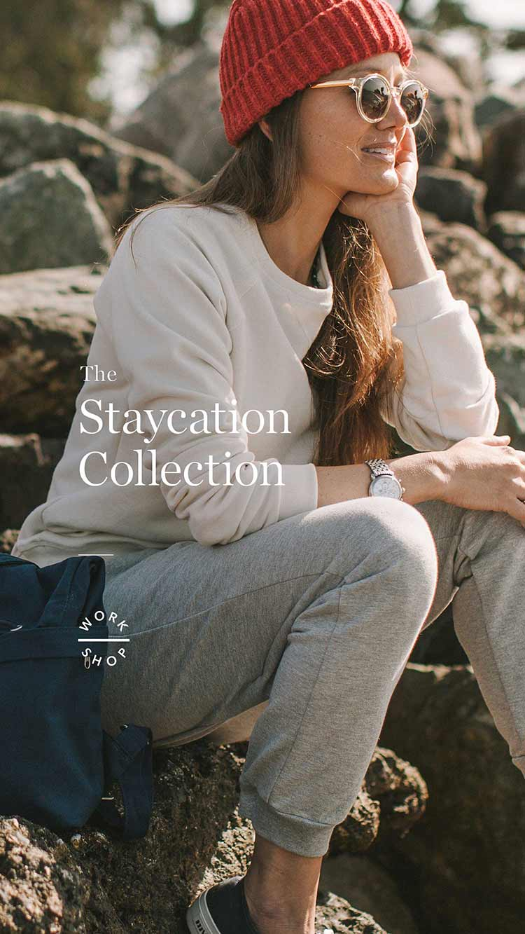 The Staycation Collection - For Her