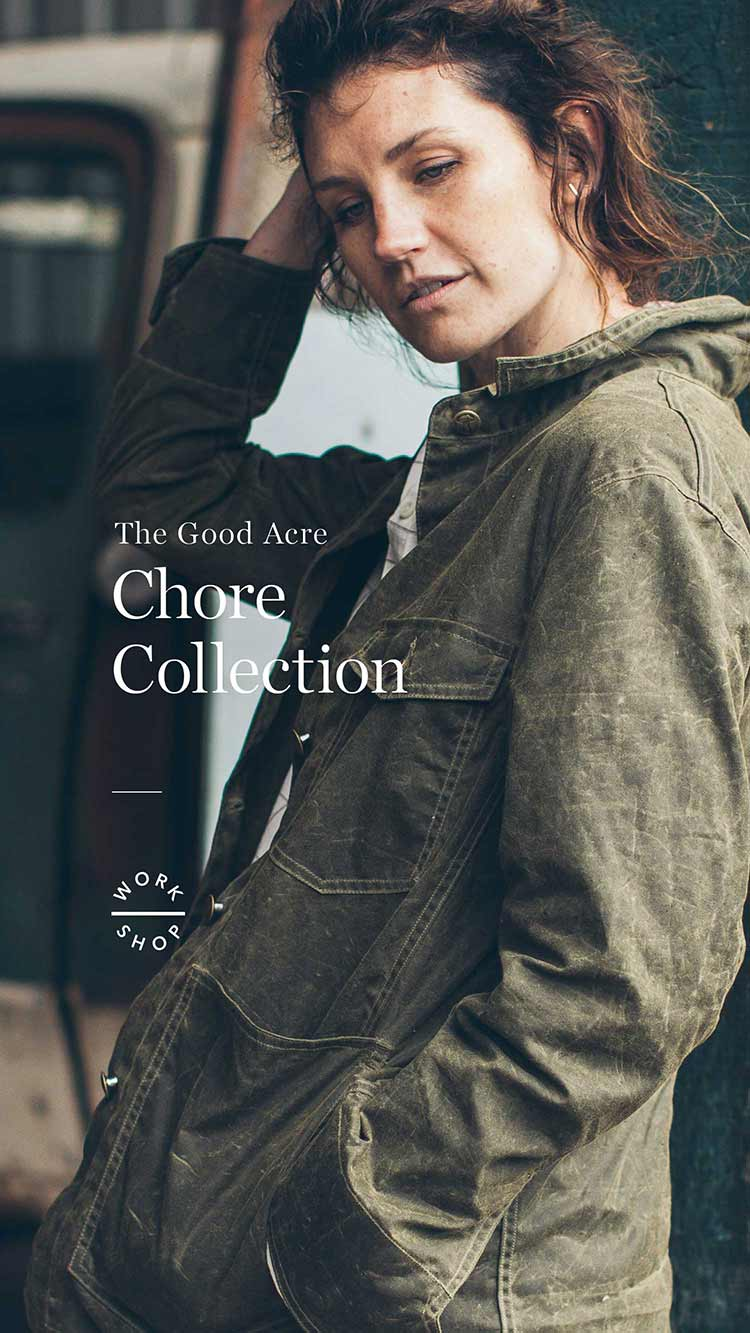 Womens - Good Acre Collection