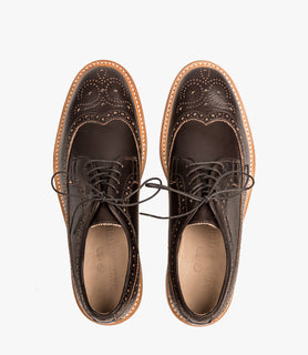 The Refined Brogue