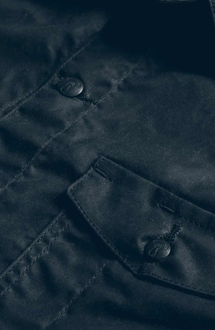 The Project Jacket in Black