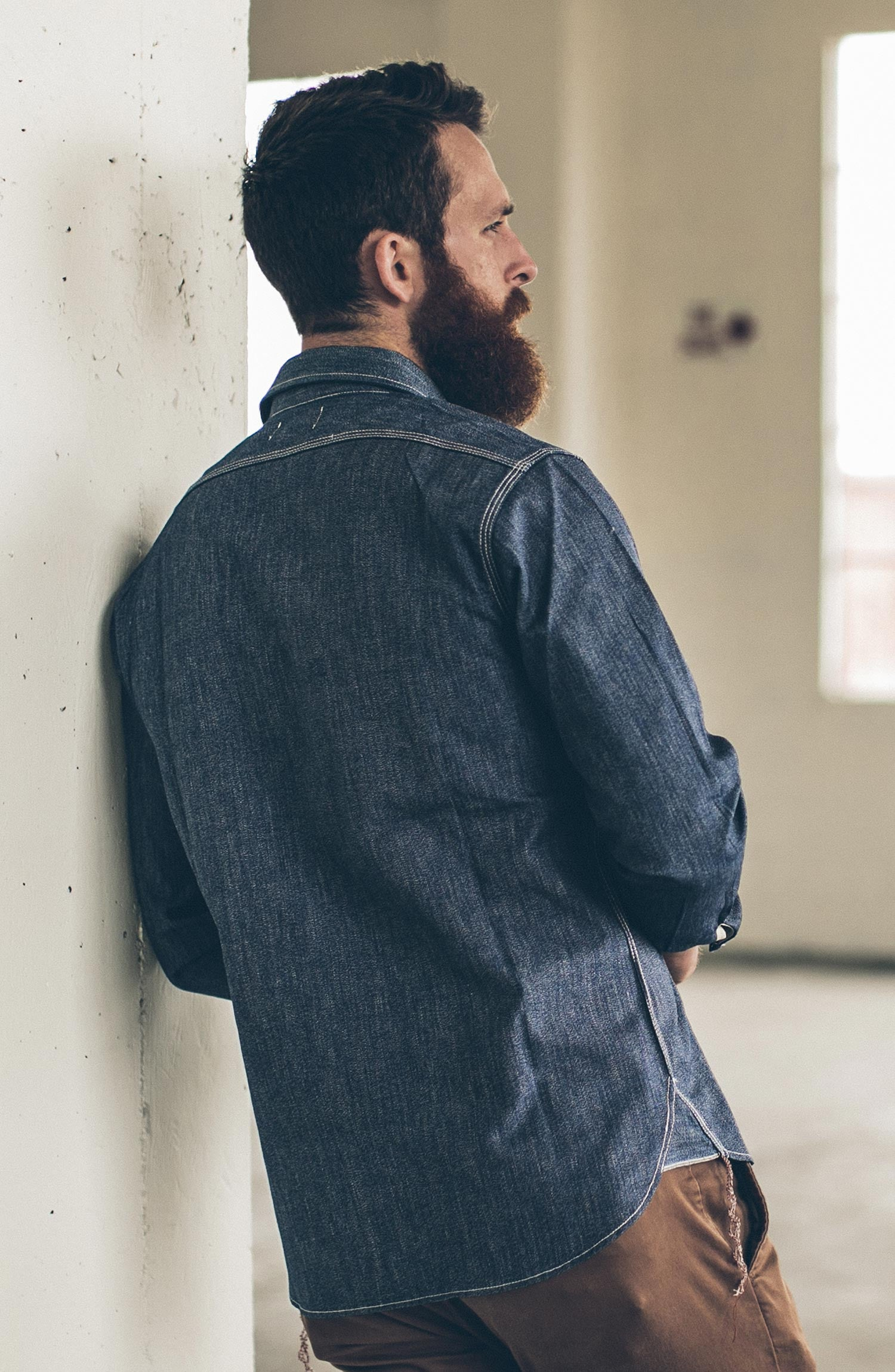 2017 - The Indigo Selvage Series