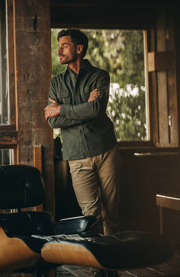 The Yosemite Shirt in Forest - Classic Men's Clothing | TS…