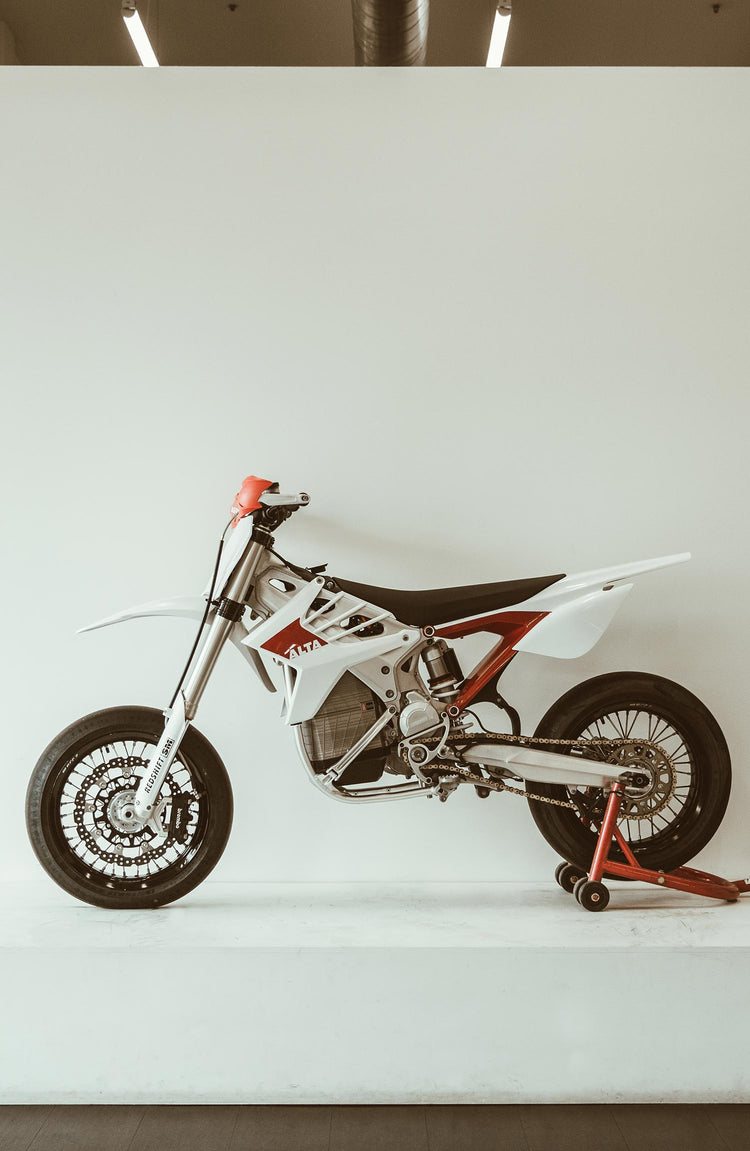 The Moto Collection - Charged