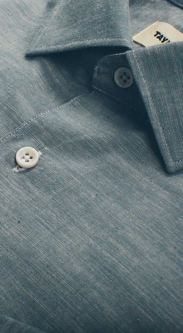 The Hyde in Blue Chambray