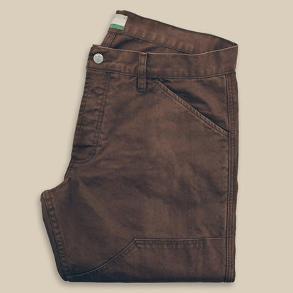The Chore Pant in Timber Boss Duck