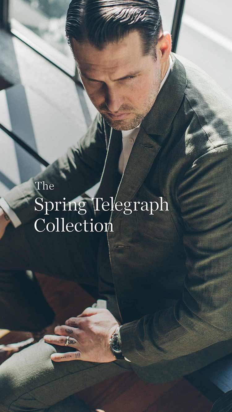 The Telegraph Collection - Spring