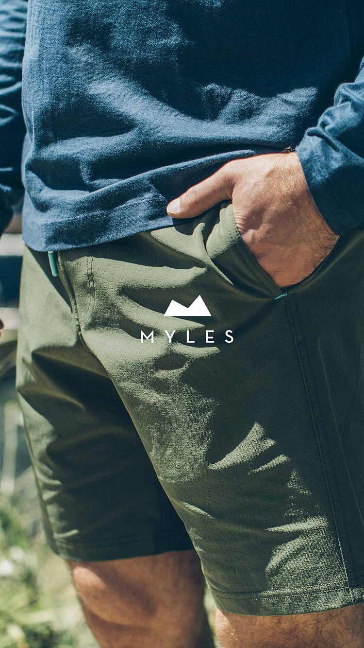 The Myles Everyday Short