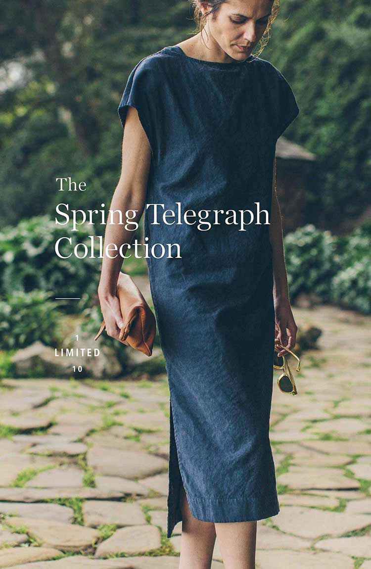 The Spring Telegraph Collection - For Her