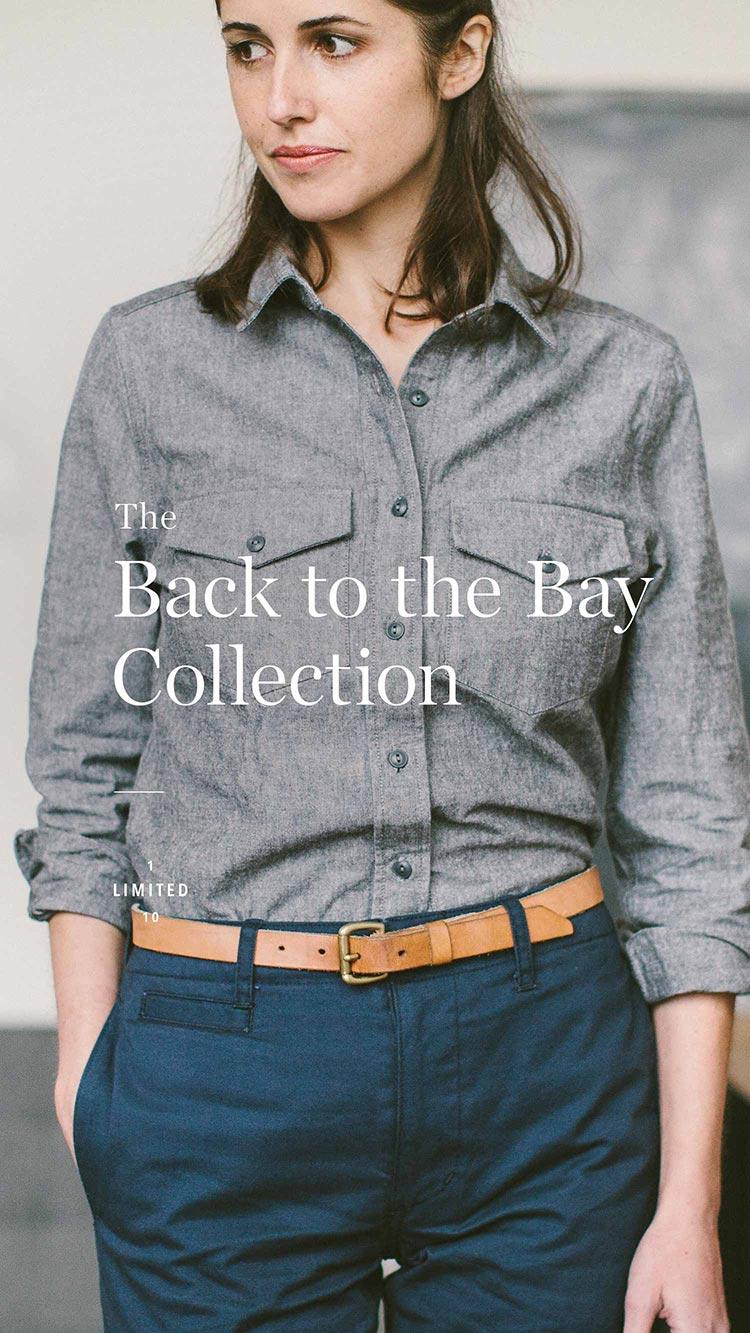 The Back to the Bay Collection - For Her