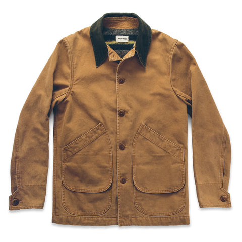 The Barn Jacket in Camel - featured image