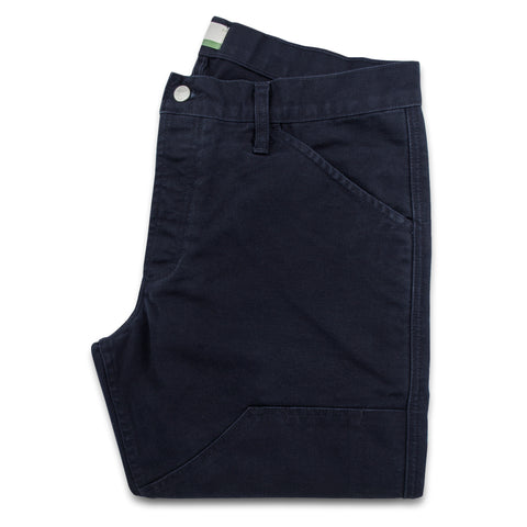 The Chore Pant in Washed Navy - featured image