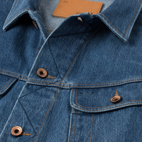 8f94ca7fa2d The Long Haul Jacket in Organic  68 24 Month Wash