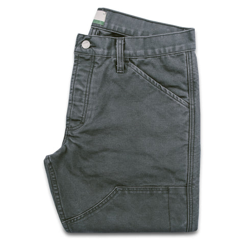 The Chore Pant in Washed Gravel - featured image