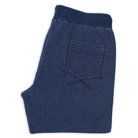 Sea Washed Indigo Fleece Sweatpants: Alternate Image 2