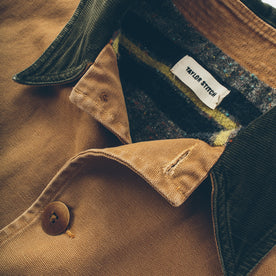 The Barn Jacket in Camel: Alternate Image 5