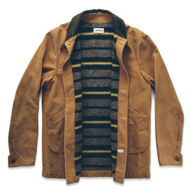 The Barn Jacket in Camel: Alternate Image 7