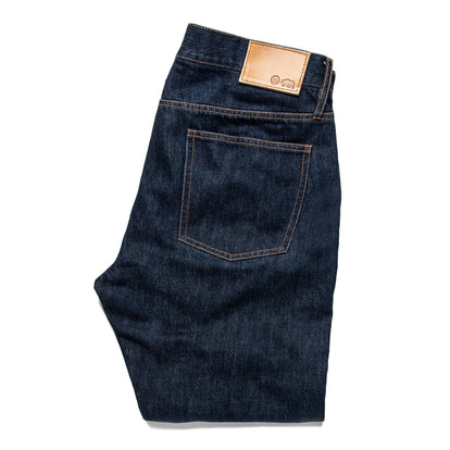 The Slim Jean in 3 Month Rinse Selvage: Alternate Image 8