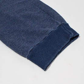 Sea Washed Indigo Fleece Sweatpants: Alternate Image 3